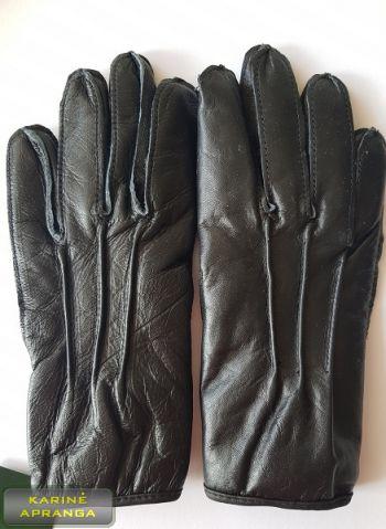 Mot. policijos pareigūnų pirštinės. Police MLA Leather Police Glove.