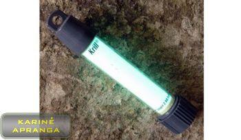 Šviečianti daugkartinė lazdelė KRILL. Tactical Light 180