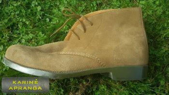 Zomšiniai batai (vyriški).