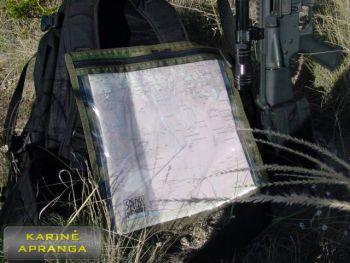 """Žemėlapio dėklas """"Black Horse"""" (Map case """"Black Horse"""")"""