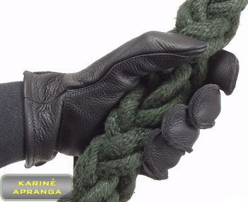 Taktinės pirštinės BLACKHAWK FASTROPE HEAVY-DUTY  GLOVES
