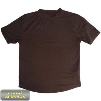 Britų kariuomenės marškinėliai, juodos spalvos (mažai dėvėti )
