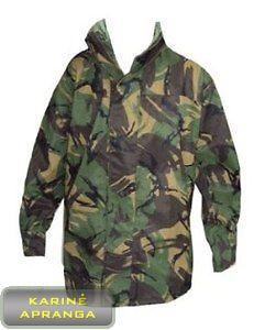 "Neperšlampama striukė su ""Gore-Tex"". Water resistant jacket Gore-Tex DPM."
