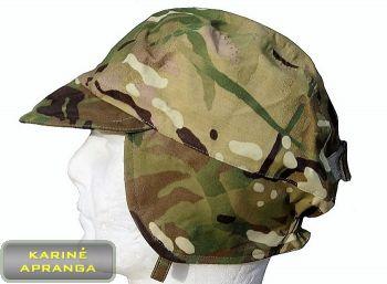 Kepurė šaltam orui su Gore-Tex