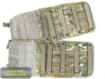 Šoninės Osprey MK4 apsaugos juostos.