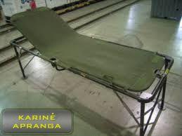 Medicininė sudedama lova (Medical Adjustable Bed)