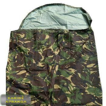 Apsauginis miegmaišio dėklas Gore-Tex, Britų kariuomenės maskuojanti spalva
