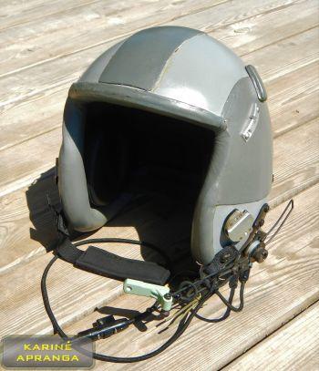 JAV lakūno šalmas HGU-55/P. US Military Aviation Flight Helmets HGU-55/P