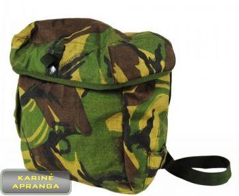 Dujokaukės dėklas Woodland. GAS mask bag.