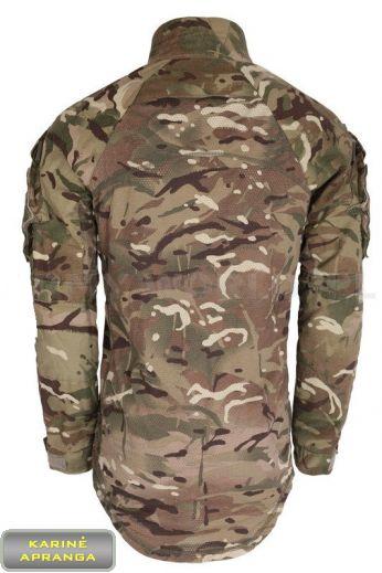 Taktiniai marškiniai Combat For Air Crew. Shirt, Under Body, Armour, FR, MTP.