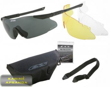 Taktiniai apsauginiai akiniai ESS ICE