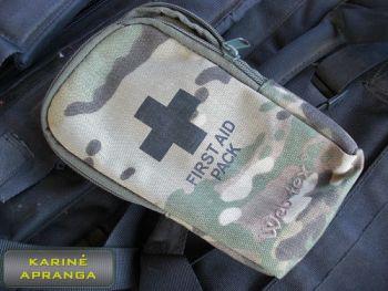 Pirmosios med. pagalbos krepšelis Woodland (First Aid Kit)