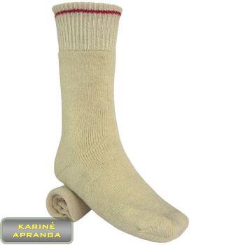 Kareiviškos kojinės ypatingai šaltam orui