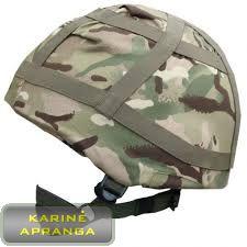 Šalmo antšalmis/maskuotė MTP. Helmet cover MTP