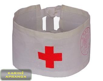 Raudonas kryžius, medicinos rankos raištis