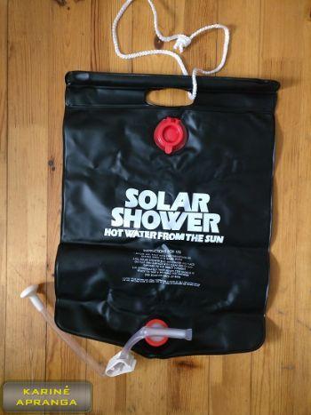 Vandens talpa/ lauko dušas 20 L (Solar shower, Grade 1)