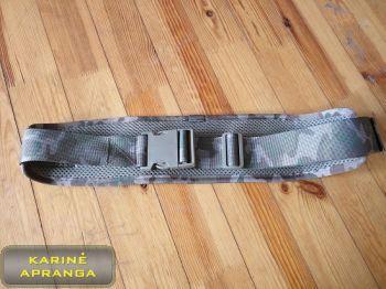 Platus MTP  marginimo spalvos diržas, mažai naudotas