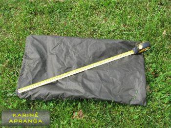 Neperšlampamas nailoninis krepšys-maišas 55x30 cm (naujas arba praktiškai naujas)