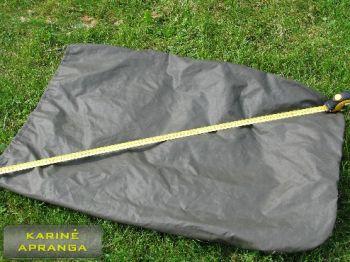 Neperšlampamas nailoninis krepšys-maišas 80x60 cm (naujas arba praktiškai naujas)