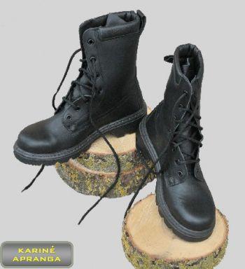 Juodi britų kariuomenės spec. batai