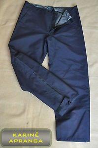 """Neperšlampamos juodos spalvos  kelnės  su """"Gore-Tex"""""""