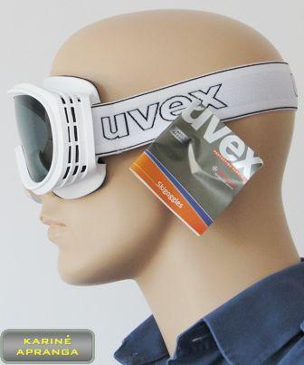 Apsauginiai balti akiniai UVEX