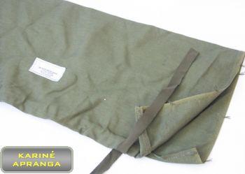 Žalias krepšys/dėklas 50x20 cm.