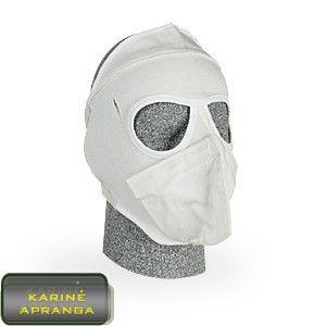 Veido kaukė Mk2, nedeganti. Face Mask Extreme Cold Weather Mk2.