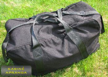 Kelioninis krepšys kietu dugnu