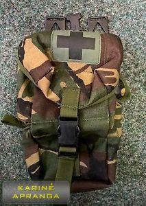 Medicininės pagalbos krepšelis DPM, IRR