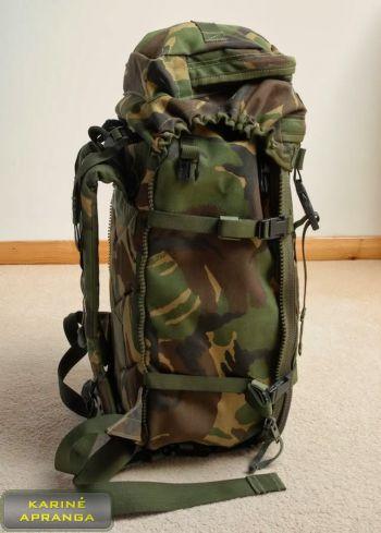 Medicininė kuprinė, maža, DPM, IRR. Military medical DAYSACK rucksack DPM IRR.