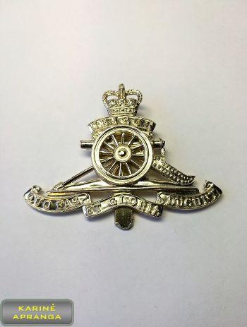 Royal Artillery beretės ženklas Nr.11