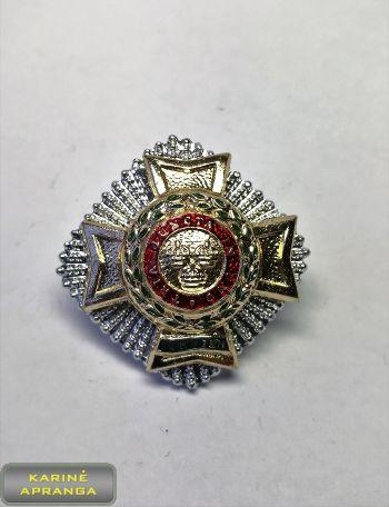 Šv. Patriko ordino žvaigždės ženklas, kariniko laipsnis Nr.32 Mažai naudotas