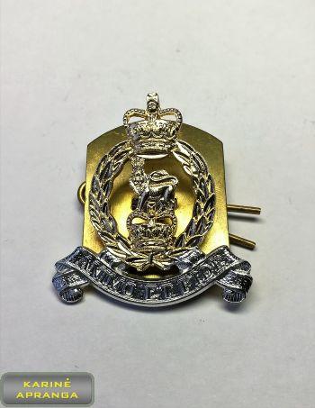 Adjutantų korpuso atlapo ženklas. Nr.34