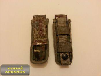 Dėtuvės dėklas 9 mm pistoleto dėtuvei
