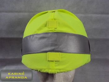 Antšalmis, šviesą atspindintis, naujas (Cover, combat helmet GS, MK6, new)