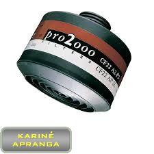 Scott dujų filtras Pro 2000 CF22 A2B2E1-P3.