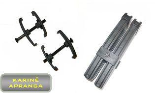 """""""TAC TZ – 2"""" sudvejintų dėtuvių fiksatorius, mažai naudotas (Tac TZ-2 Magazine Coupler, used, Grade 1)"""