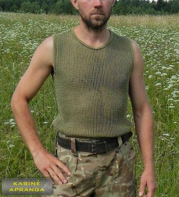 Tinkliniai marškinėliai Army Net T-shirt