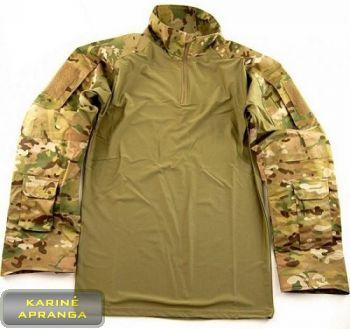 UBAC MTP FR Taktiniai marškiniai.