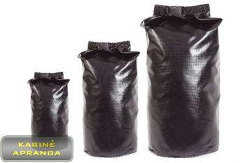 Vandeniui nepralaidus krepšys-maišas (juodas).