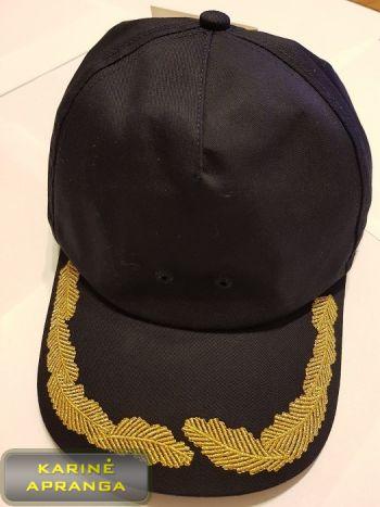 Kepurė jūreivio karininko. Seaman's cap