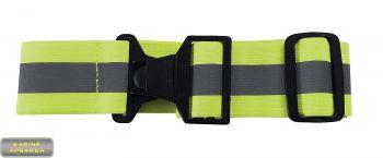 Šviesą atspindintys saugos diržas 360 USA (360 USA - Safety High Reflective Belt)