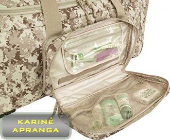 Kosmetinis krepšelis Code Alpha Tactical Gear. Code Alpha Tactical Gear mini bag, attachable.
