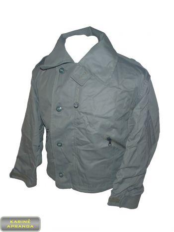 Britų kariuomenės lakūnų striukė, šaltam orui, žalia, mažai dėvėta, praktiškai nauja  (Aircrew cold weather jacket MK3, olive, new)