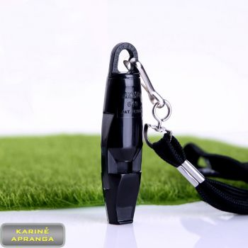 Švilpukas. Acme Survival Sports Whistle.