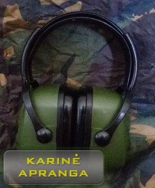 Apsauginės ausines T3