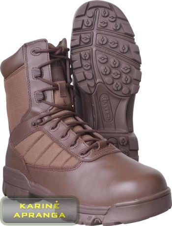 Taktiniai batai Bates Boots Patrol brown