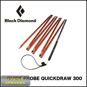 Zondas Black Diamond QuickDraw Tour Probe.