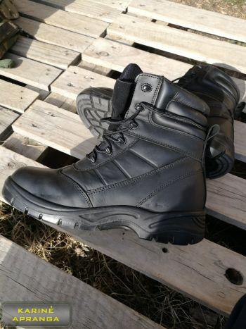 Kariški batai su pirštų apsauga